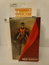 Dc Teen Titans Red Robin New 52 Figure - New And Sealed