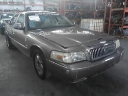 Driver Front Door With Keyless Entry Pad Fits 03-11 Crown Victoria 301231
