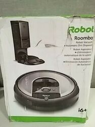 New Irobot Roomba Robot Vacuum Cleaner With Automatic Dirt Disposal