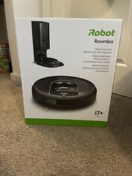 Sealed In Box Irobot Roomba I7+ With Automatic Dirt Disposal