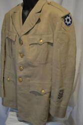 Wwii Us Army Officer Summer Palm Beach Suit Uniform