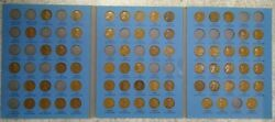 63 Coin Set 1909-1940 Lincoln Wheat Penny Cent - Early Dates Collection  231