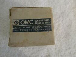 Evinrude Johnson 3hp Gas Cap 40s 50s 60s 5hp New Old Stock