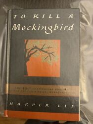 To Kill A Mockingbird Hardcover 40th Anniversary Edition Signed Mint Condition