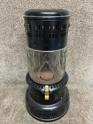 Antique 735 Perfection Oil Kerosene Glass Heater And Stove