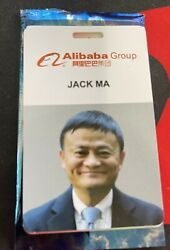 Mschf Boosted Packs 1st Edition - Jack Ma Alibaba Id - Ultra Rare