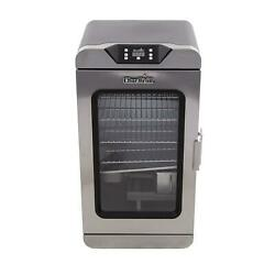 Char-broil 725 Sq In Deluxe Digital Electric Smoker- Stainless Steel