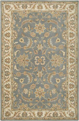 Rizzy Home Volare Woolen Rug In Blue Color 9and039x12and039