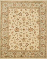 Loloi Ii Traditional Ivory And Blue 4and039-0 X 6and039-0 Area Rugs Majemm-07ivbb4060
