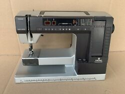 For Parts Viking Husqvarna 980 Sewing Machine And Case