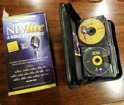 Niv Live, Audio Cd A New Bible Experience By Zondervan