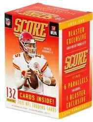 2021 Score NFL Football Complete Your Set #1 300 4= 30%off FREE SHIPPING $0.99