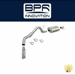 Corsa Performance Db Sport Cat-back Exhaust System For 11-13 F-150 Pickup -24392