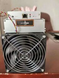 Refurbished Bitmain Antminer L3 504 Mh/s With Power Supply