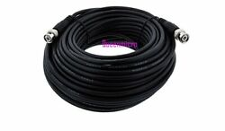 100ft Feet Foot Hd-sdi Rg59 Video Cable D Bnc Male 75ohm 30m Meter Cord Wire V2