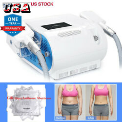 New 2in1 Cooling Vacuum Freeze Body Shape Slimming Machine Weight Loss Device