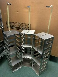 Used Stainless Steel Rack For Chest Freezer/ln Tank Cryo Tank Dewar