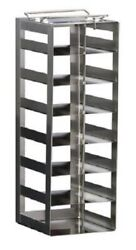 Used Vwr 89214-568 - Stainless Steel Rack For Chest Freezer/ln Tank