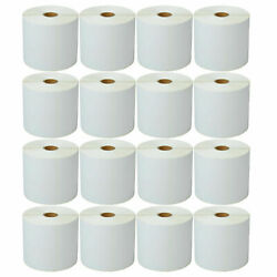 16roll 4x6 500 Direct Thermal Label For Zebra Lp2844/2442 Tlp2844 Lp2543 Gx420t