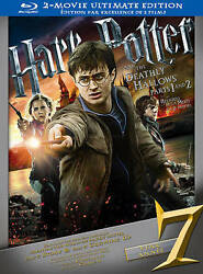 Harry Potter And The Deathly Hallows Parts 1 And 2 - Character Cards Included