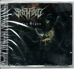 Codex Gigas By Scaffold Cp, Jewel Case, Brazil, 2021 New/factory Sealed