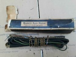 Vintage Western Auto Wiring Harness For Ford Model T Cars And Pickups