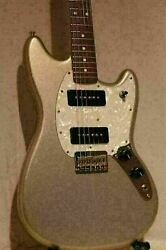 Fender Mexico Mustang 90 Used Made In 2016 Small Body 610mm Short Scale