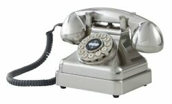 Crosley Cr62-bc Kettle Classic Desk Phone With Push Button Technology