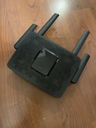 Linksys Ea8300 Max Stream Dual Band Wireless Router - Black