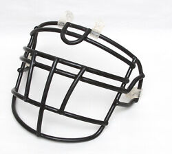 Pre-owned Riddell Zltdu Rjop-ub-dw With Clips - Black