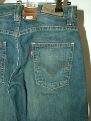 New Girl Ladies 00524 Red Tab Stone Washed Jeans Size W26inch X Leg 32inch