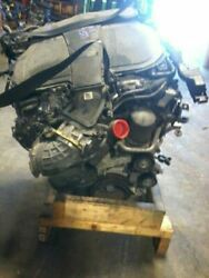 2015 Mercedes-benz Glk350 Engine 78k 3.5l At Rwd Tested Free Shipping
