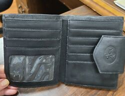 buxton womens wallet leather $10.00
