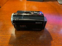 Sony Handycam Hdr-xr260v 160 Gb Avc Cam, Excellent Condition And Free Shipping