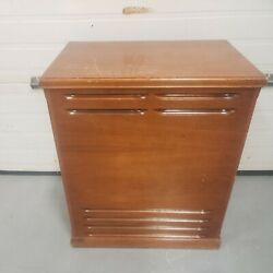 Leslie 145 Empty Wood Cabinet Shipped Or Pick-up From Champlainny 513