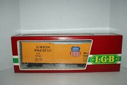 Lgb G Scale Union Pacific Up95745 Boxcar 4067