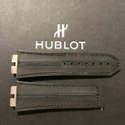 Genuine Mint Hublot One Click 45mm Unico 401/411 Series Rubber Watch Band 290