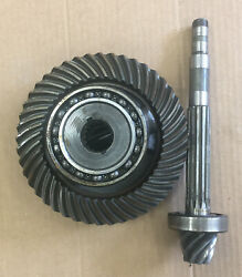 Satoh S550g Differential Assembly