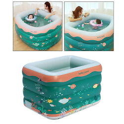 Swimming Garden Summer Inflatable Kids Paddling Pool Play Blow Up Bath Tub