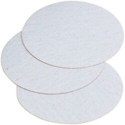 Shark Industries Ammco Style Swirl Grinder Pads/ 120 Grit- 6 Pk