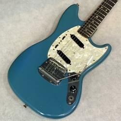 Fender 1978 Mustang Refinished Electric Guitar