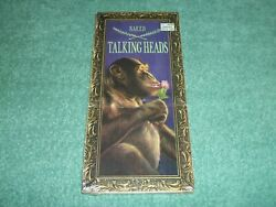 Brand New Factory Sealed Talking Heads Naked Longbox Cd Rare Hard To Find Oop