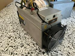 Bitmain Antminer L3+ Ltc | Ltc And Dogecoin Cryptocurrency Miner With Power Supply