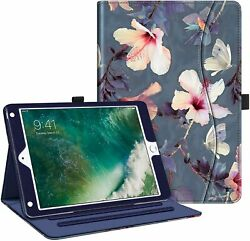 For Ipad 6th Generation 9.7 2018/ 5th Gen 2017 Case Smart Cover Auto Wake/sleep