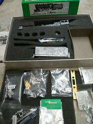 Bowser 100900 Ho Scale Prr H-9 2-8-0 Steam Locomotive Kit -boxed New