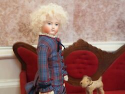 French Fashion Doll Dress Pattern - Barrois, Jumeau - Detailed Instructions