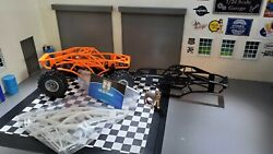 1/24 White Rock Bouncer Conversion For Axial Scx24