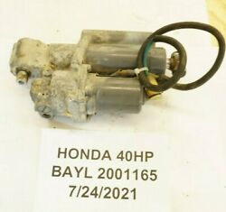 Honda Outboard Bf40a Bf50a Power Trim And Tilt Freshwater