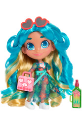 Vhtf Sealed Hairdorables Series 4 Scented W/case Beach Chillin Chillinand039 Noah