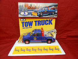 1994 Sunoco Tow Truck With Counter Top Display With Matching Buttons